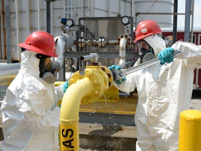 Chemical And Hazardous Material Spill Response